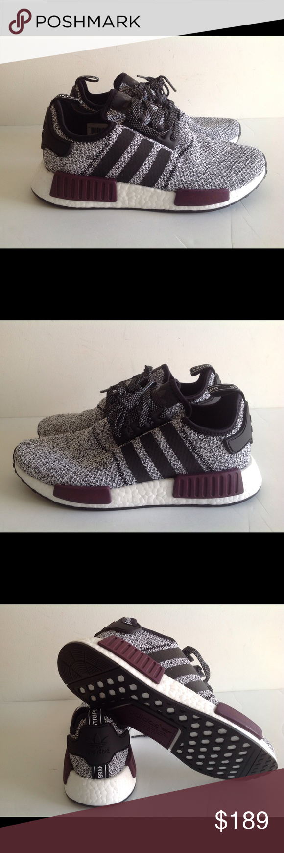 52fb0a5d632 Adidas NMD R1 champs Exclusive Brand new with box grade school sz4
