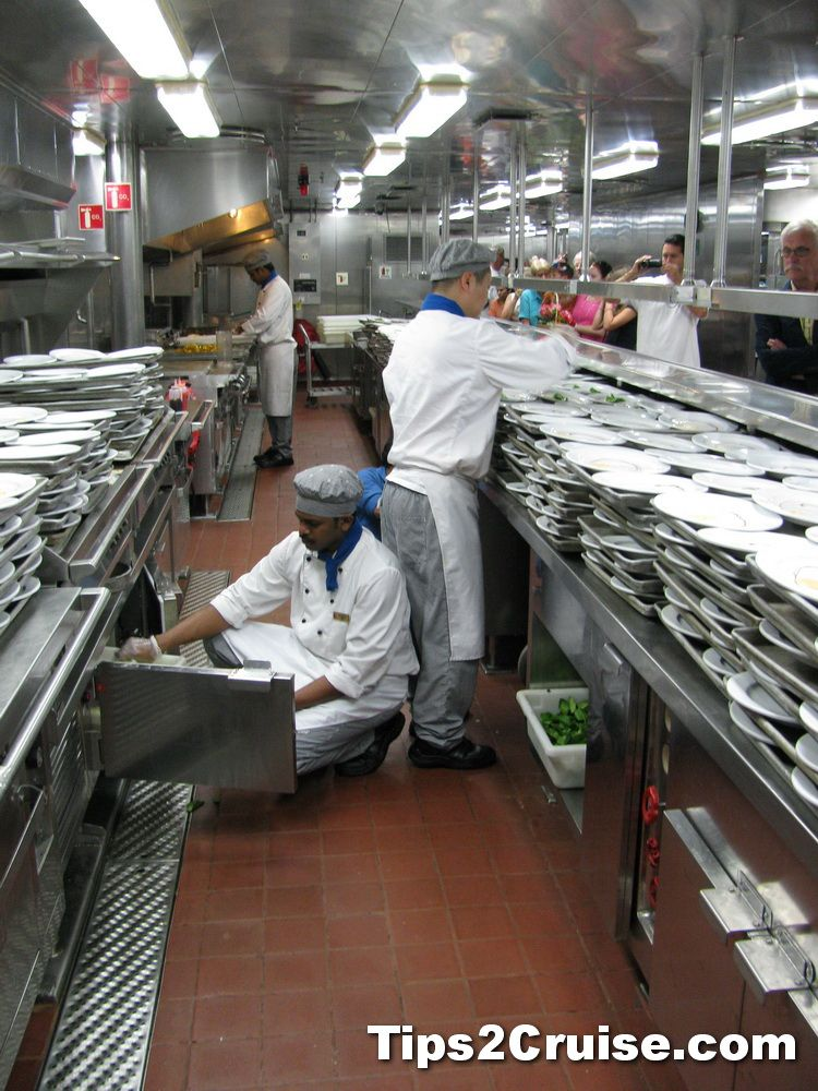 Carnival Inspiration Cruise Ship Kitchen View More Articles Tips - Cruise ship kitchen