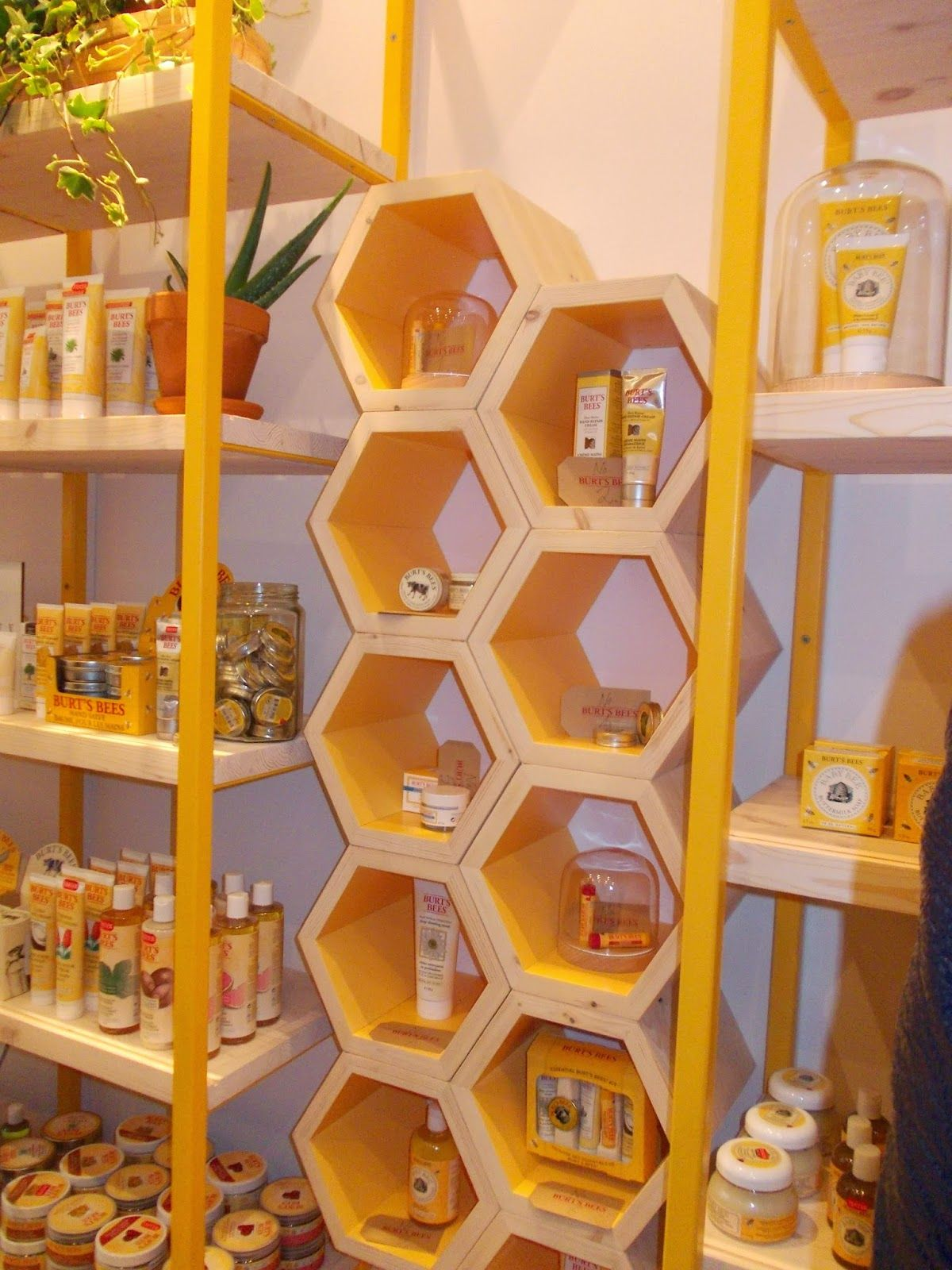 Cardboard Boxes Joined Student Hexagons Bee Hive Google