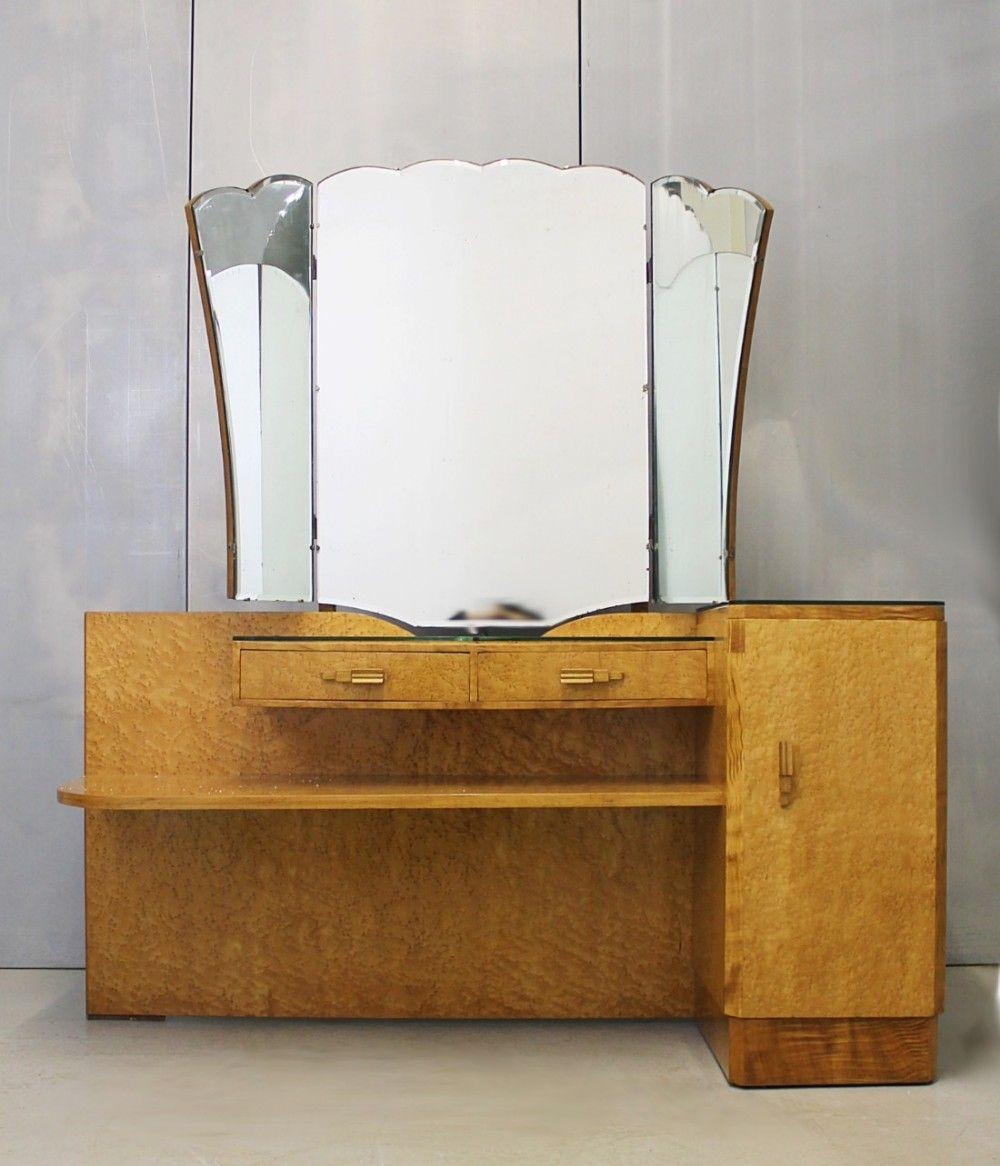 Art deco dressing table circa 1930 art deco room art