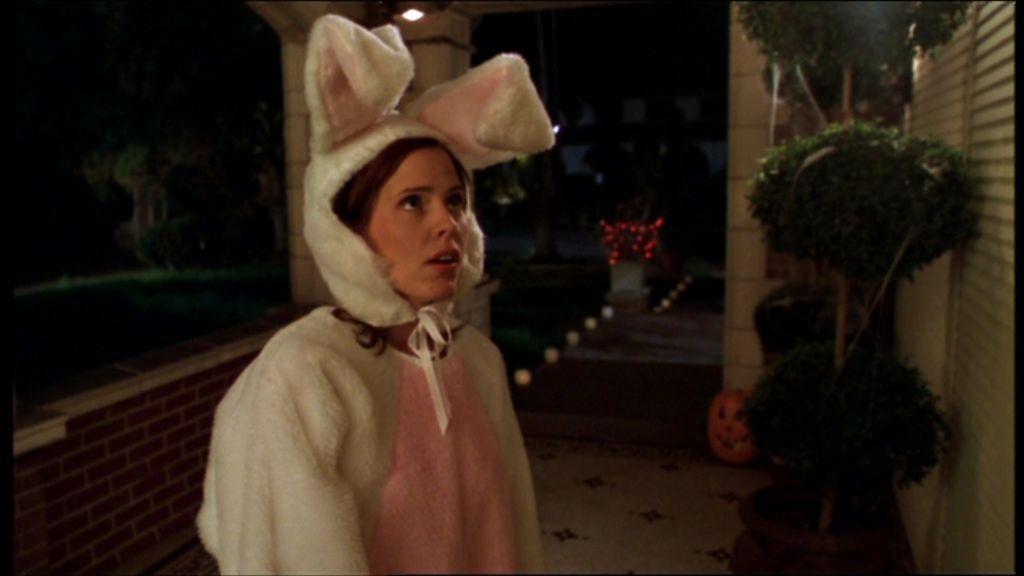 Bunnies frighten me.\
