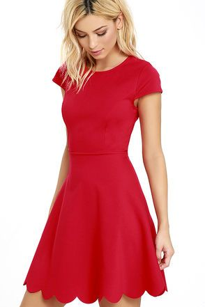 2d6f2a98e Red Dresses|Casual, Cocktail, Party & Red Prom Dresses for Juniors ...
