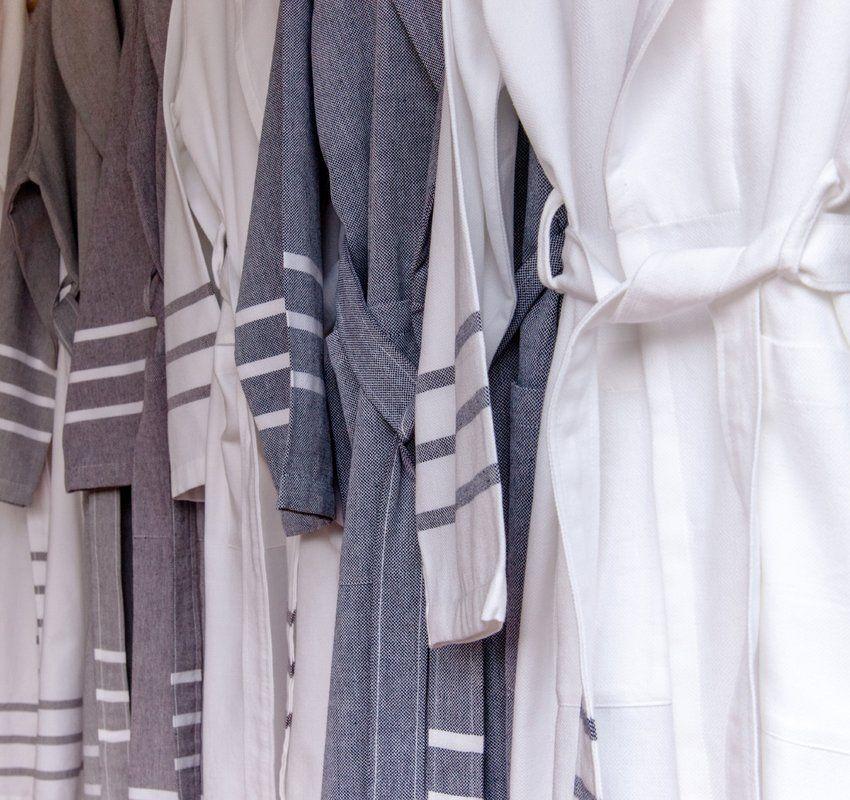 Ellijay 100 Cotton Jersey Bathrobe Lounge Wear Cotton How To Wear