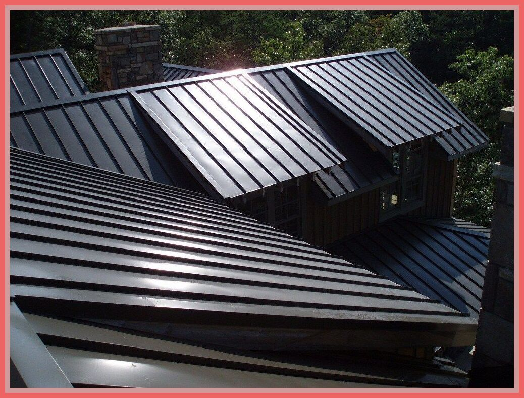 123 Reference Of Roof Hangout Standing Seam Metal In 2020 Standing Seam Standing Seam Metal Roof Cool House Designs