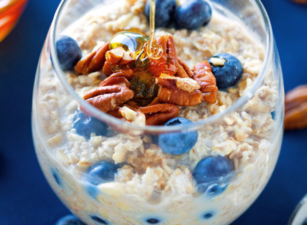 25 Overnight Oats That Boost Your Metabolism in the