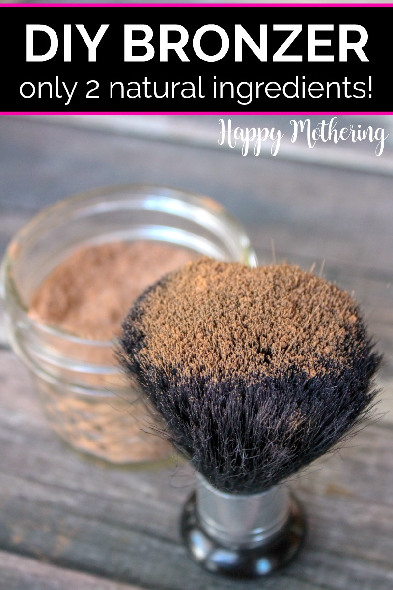 Photo of DIY Bronzer Powder Makeup Recipe
