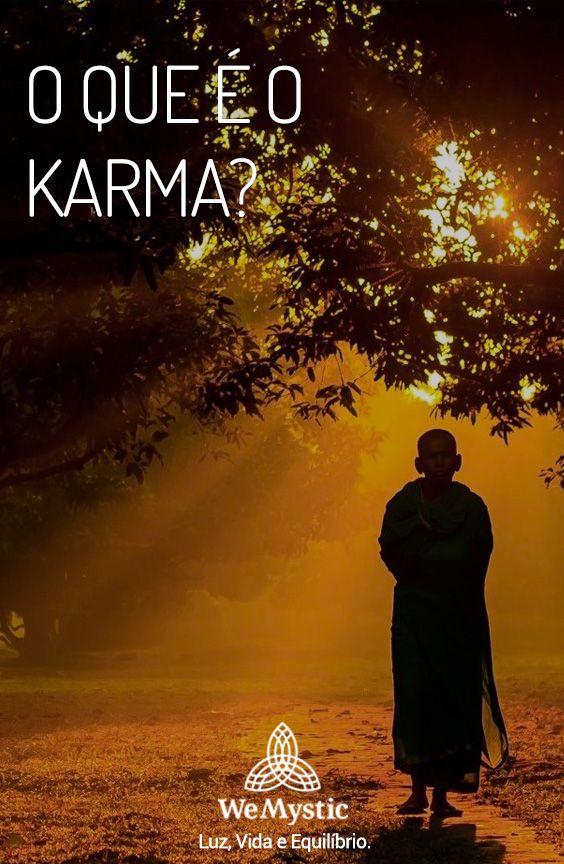 O Que E O Karma Karma Espiritualidade Meditacao