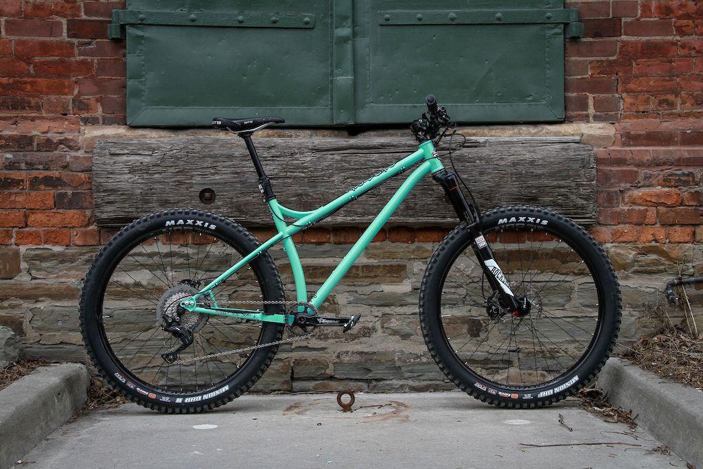 f2be4870be0 RSD Bikes Release 27.5+ MiddleChild Steel Enduro Bike   bici pure ...