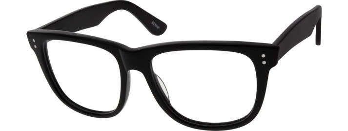 e5497636b3 Black Classic Black Wayfarer Eyeglasses   Sunglasses 638821 ...