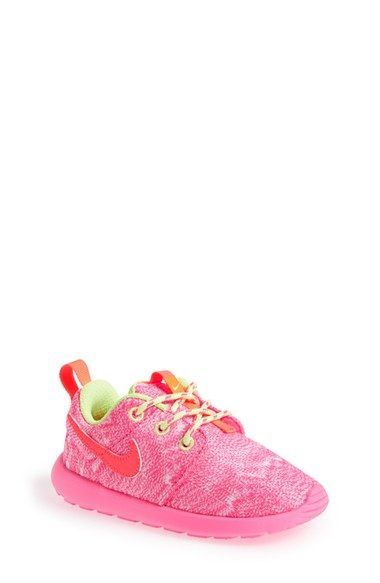 huge inventory 22029 dd499 Nike+'Roshe+Run'+Sneaker+(Walker,+Toddler+&+Little+Kid)+ ...