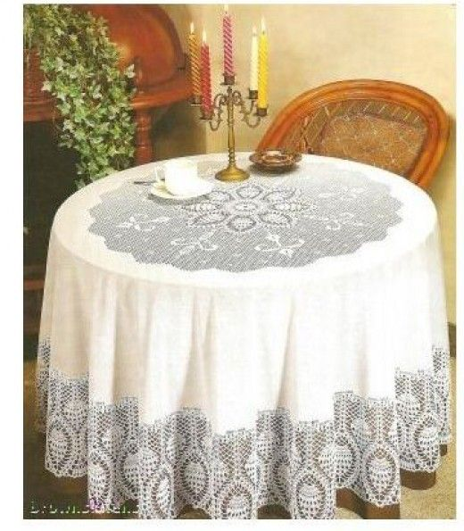 Tablecloths | Cheap Plastic Round Tablecloths.