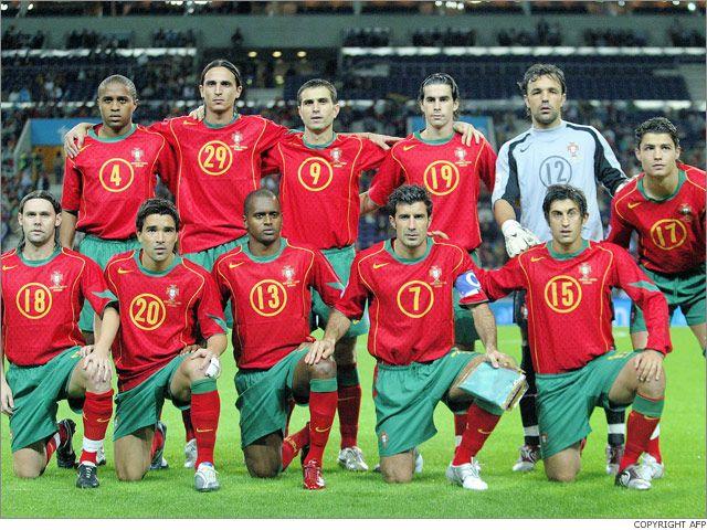 Portugal 2006 Cristiano Ronaldo Ronaldo Inter De Milao