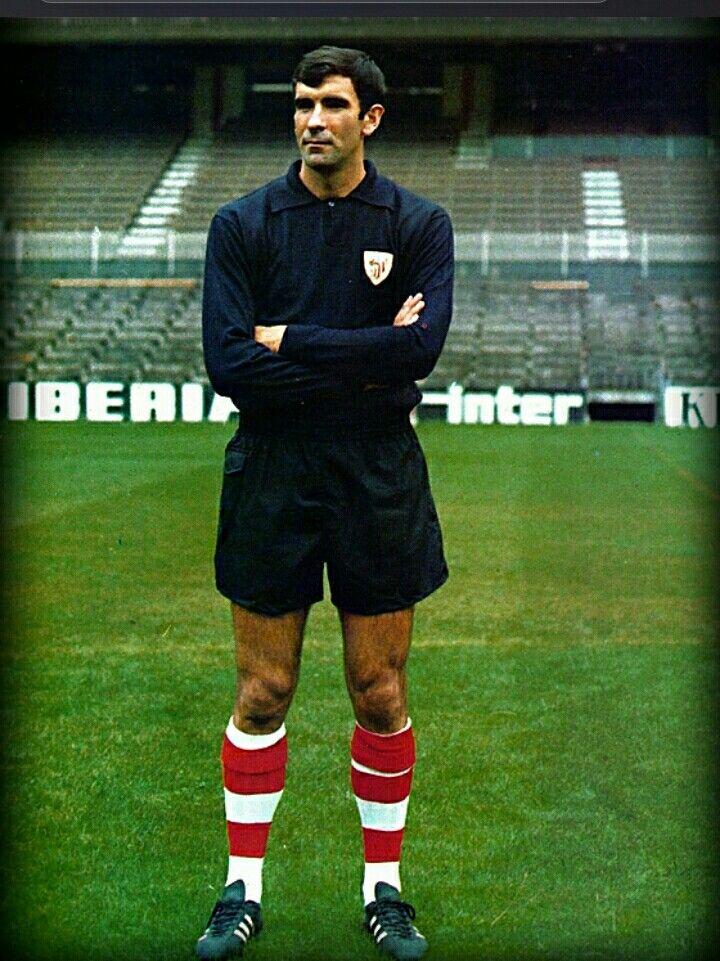 Jose Angel Iribar. El mejor portero del mundo. Athletic