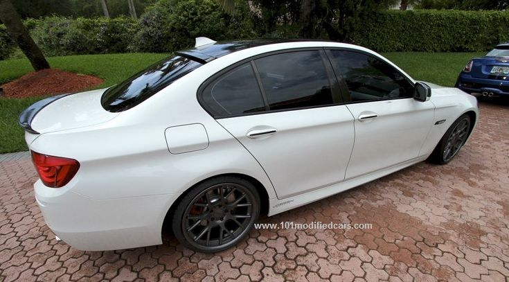 101 Modified Cars Modified Bmw 5 Series M Sport 6th Generation