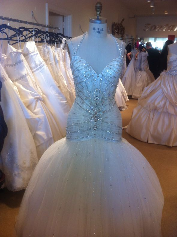 Stephen Yearick 2011 Dress. LOVE this!   The Day Every Girl Dreams ...