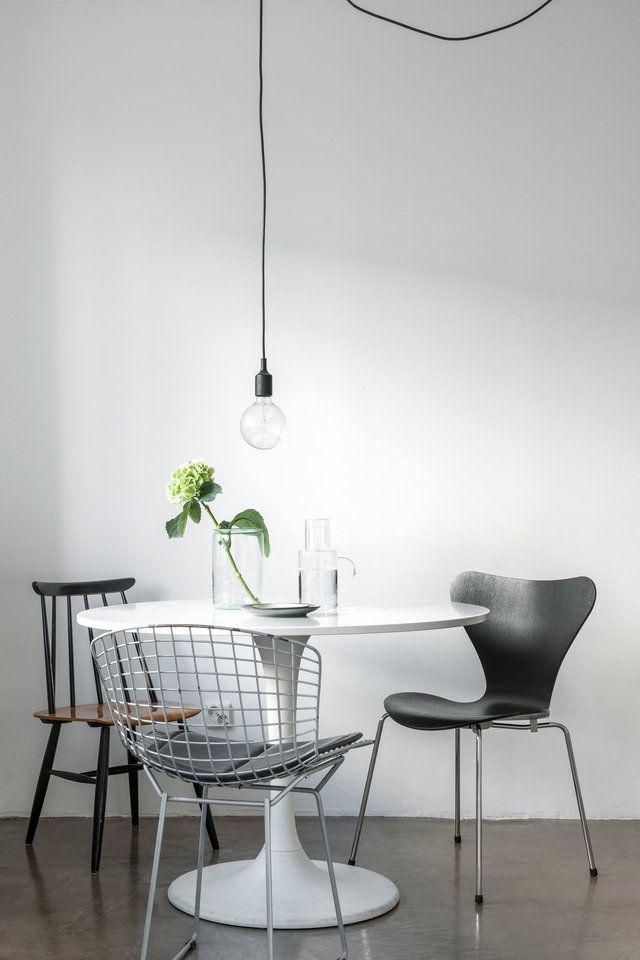 Ikea Docksta Tulipe Table Https Emfurn Com Decoracion De Unas Decoracion Salones Interiores
