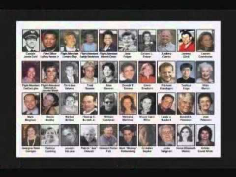The 40 passengers and crew who died when hijacked United ... |American Airlines Flight 11 Passengers