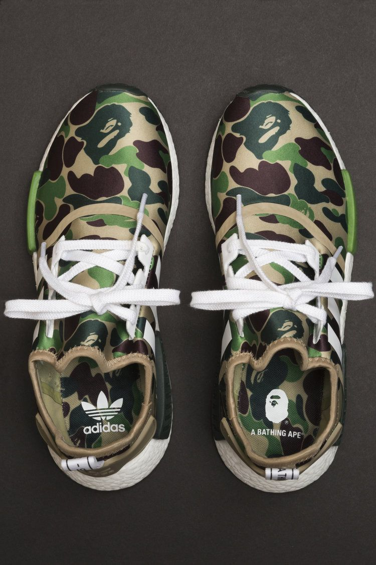 bape x adidas nmd r1 dati premiery 4 le adidas pinterest