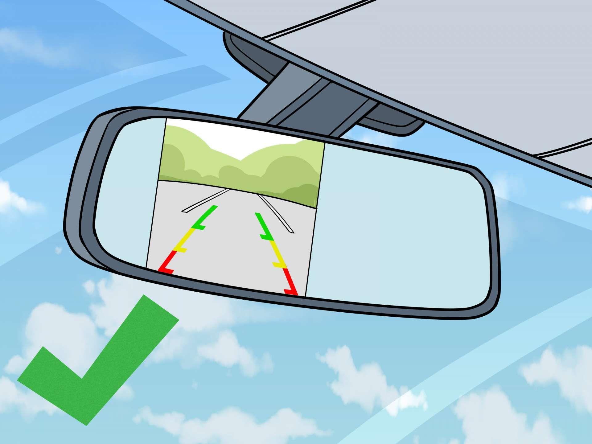 Silverado Backup Camera Mirror Wiring Diagram