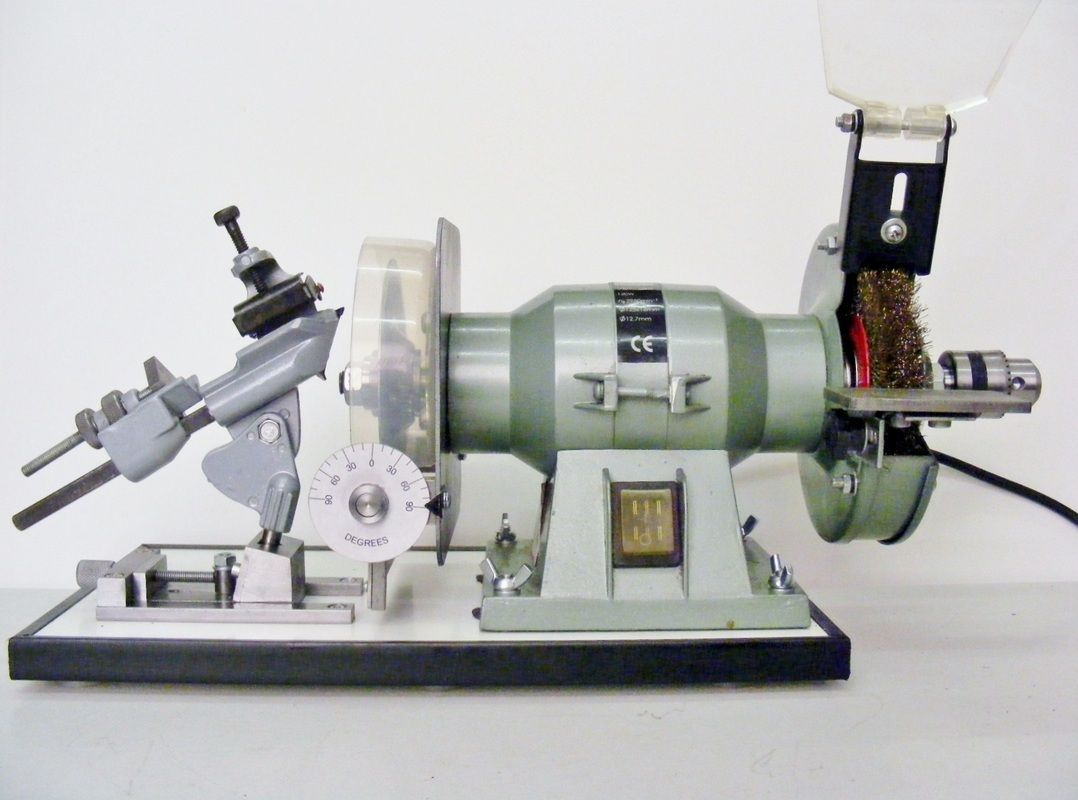 New Uses For An Old Grinder Drill Sharpener In 2019