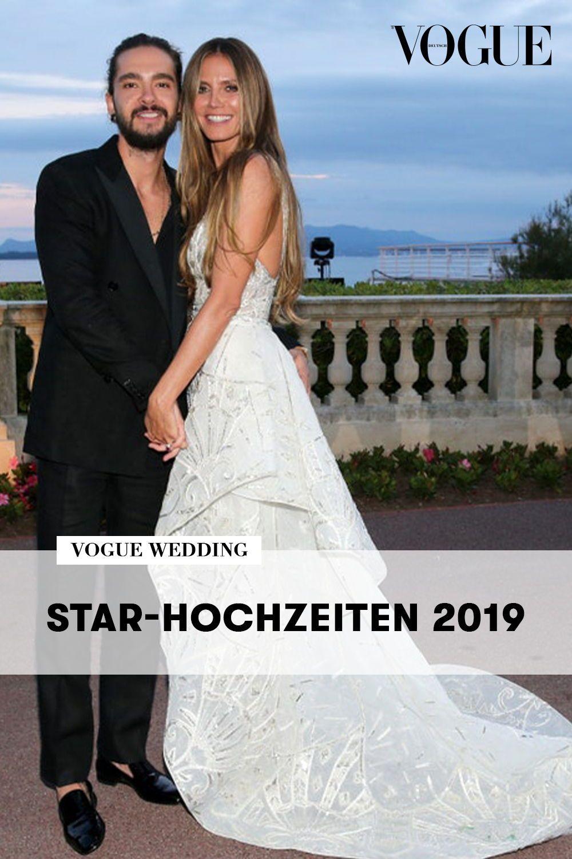 Heiraten 2019 Diese Stars Feiern Dieses Jahr Wahrscheinlich Hochzeit Hochzeit Heiraten Hochzeitskleid Spitze