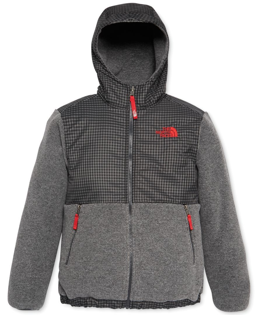 The North Face Boys' or Little Boys' Hooded Denali Jacket