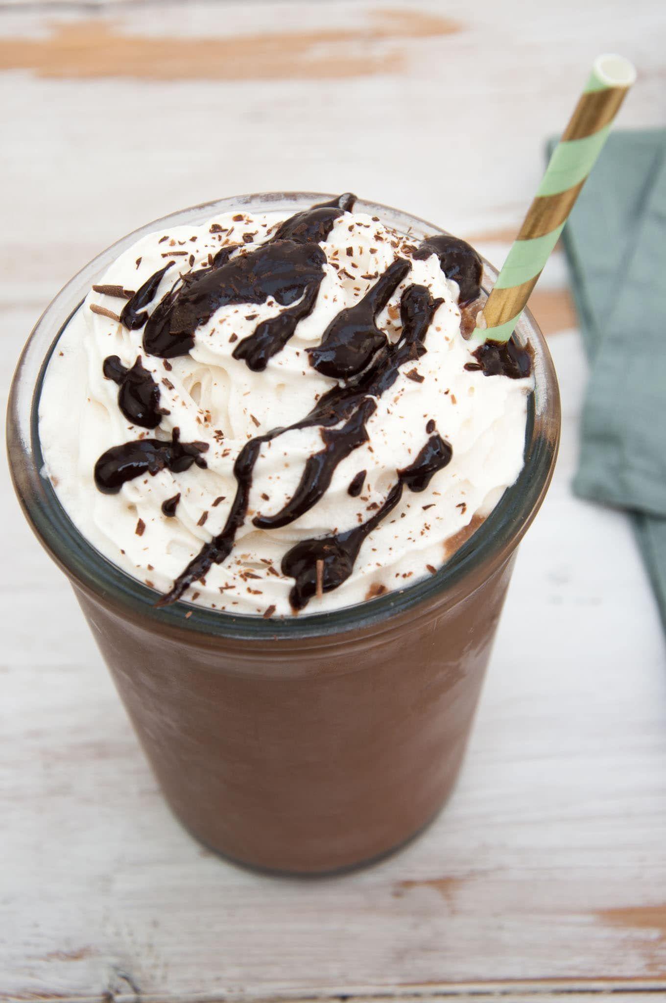 Chocolate Milkshake - vegan and gluten-free Milkshake - vegan and gluten-free |