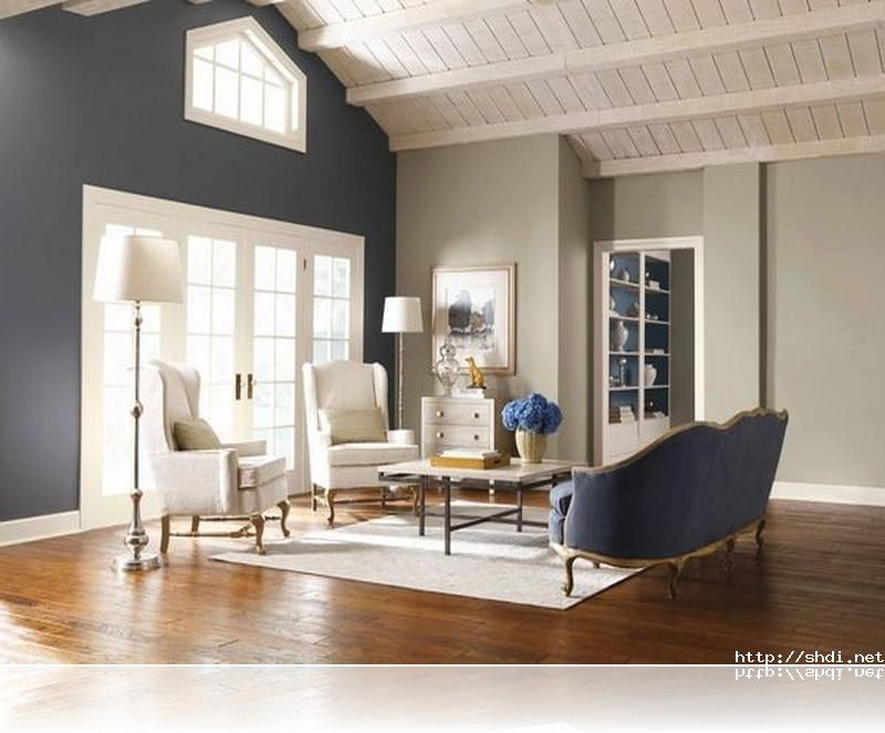 Interesting Living Room Paint Color Ideas: 13+ Most Popular Accent Wall Ideas For Your Living Room