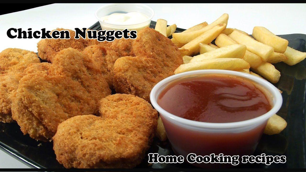 Chicken Nugget Recipes