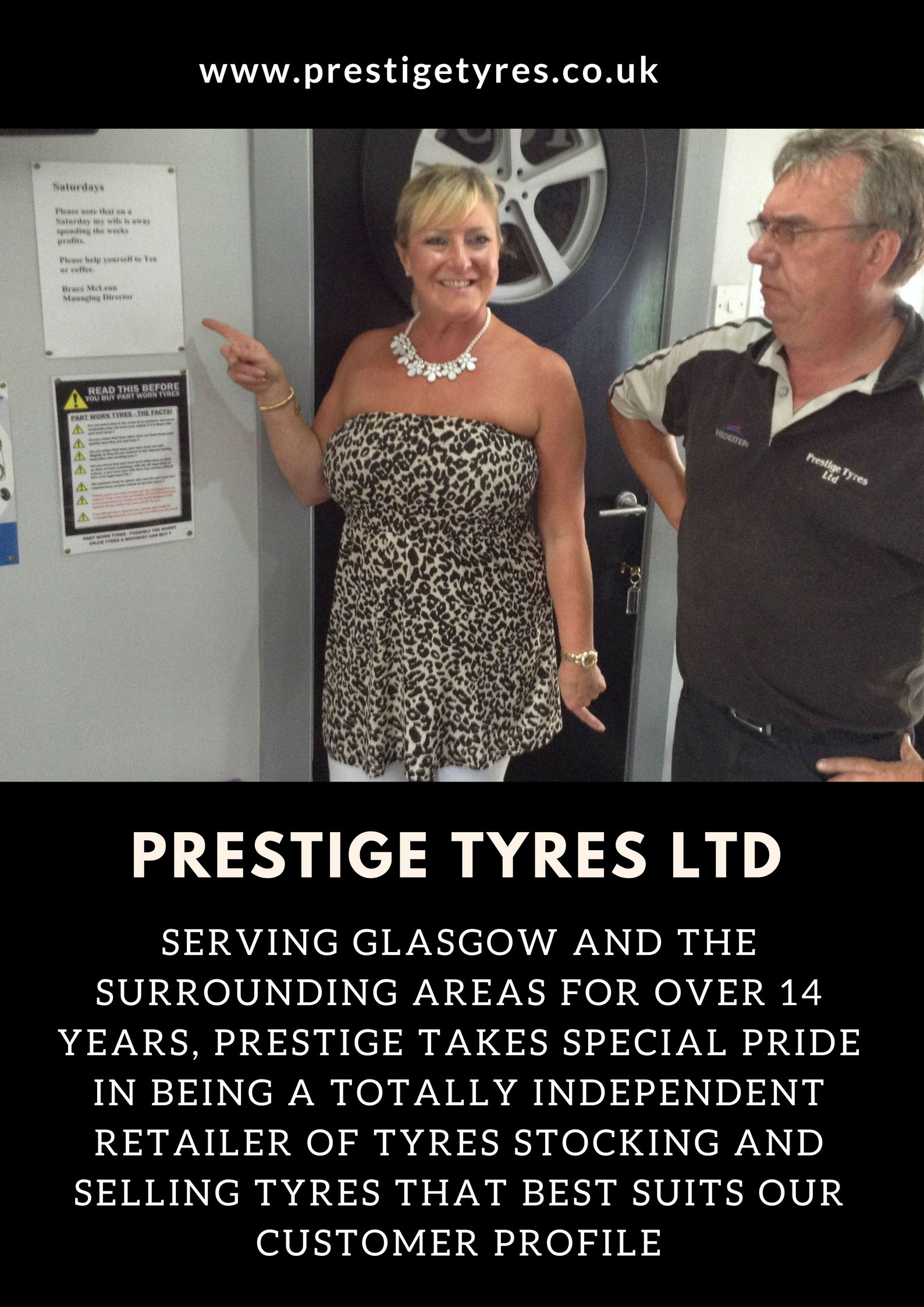 There Is No Substitute For Professional Guidance When It Comes To Unsafe Tyres The Prestige Tyres Ltd Has Over 14 Years Of Ex The Prestige Glasgow Cool Suits
