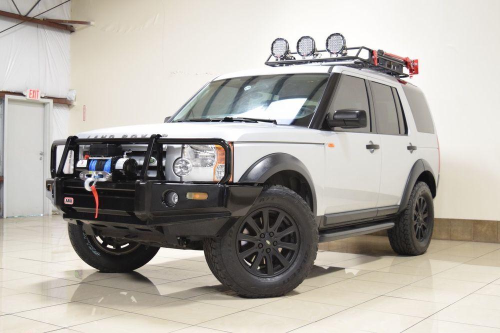 2007 Land Rover LR3 4WD 4dr V8 S Land rover, 4wd, Rover