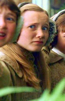 Hannah Abbott Harry Potter Scene Harry Potter Characters Harry Potter Girl