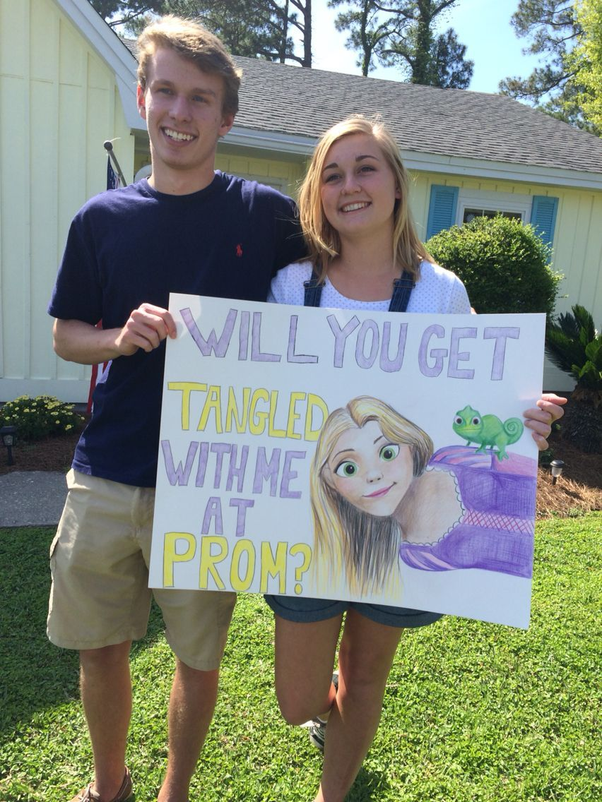 DISNEY PROM PROPOSALS! #prompicturescouples #hocoproposals