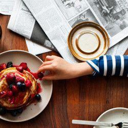 Ba S Best Buttermilk Pancakes Recipe Recipes Breakfast Lemon Ricotta Pancakes
