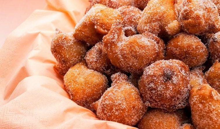 Bolinho De Chuva Receita De Donut Ideias Sonhos De Banana
