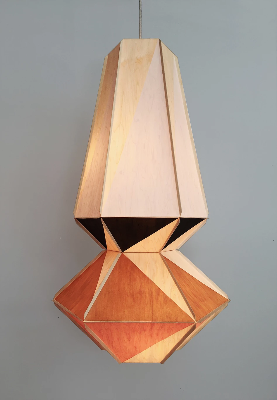 Light Totems Modernmaine Novelty Lamp Paper Lamp Lamp