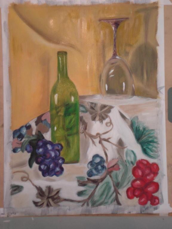 - First glass study