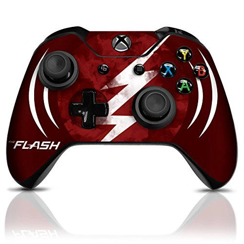 Wb The Flash Nerdy Dream Xbox One Controller Skin Officially