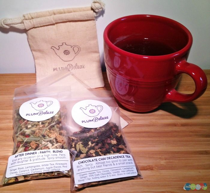 Plum Deluxe Tea for Moments That Matter