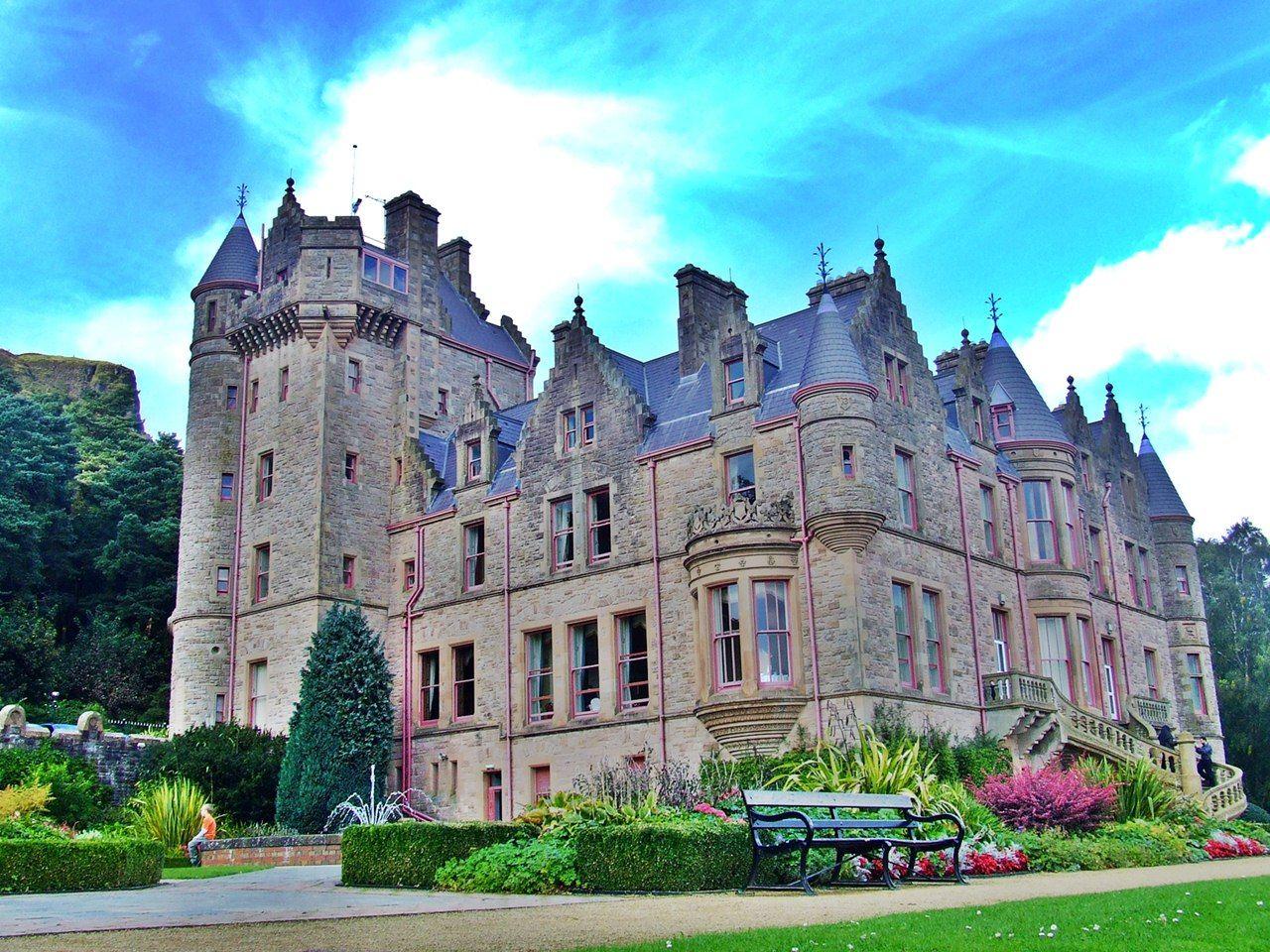 belfast castle Belfast, Ireland