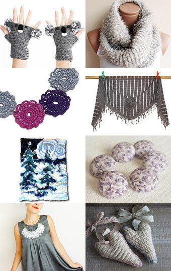 Easy way to choose Christmas Gifts by VintageArtHome on Etsy--Pinned with TreasuryPin.com