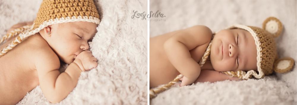 Viernes de Foto: La pequeña Vera, Sesión Newborn. Newborn photography. Lady Selva Photography. Sweet bear, lovely, cute. Fotógrafa de bebés, Asturias. Sesión Newborn, recién nacido.