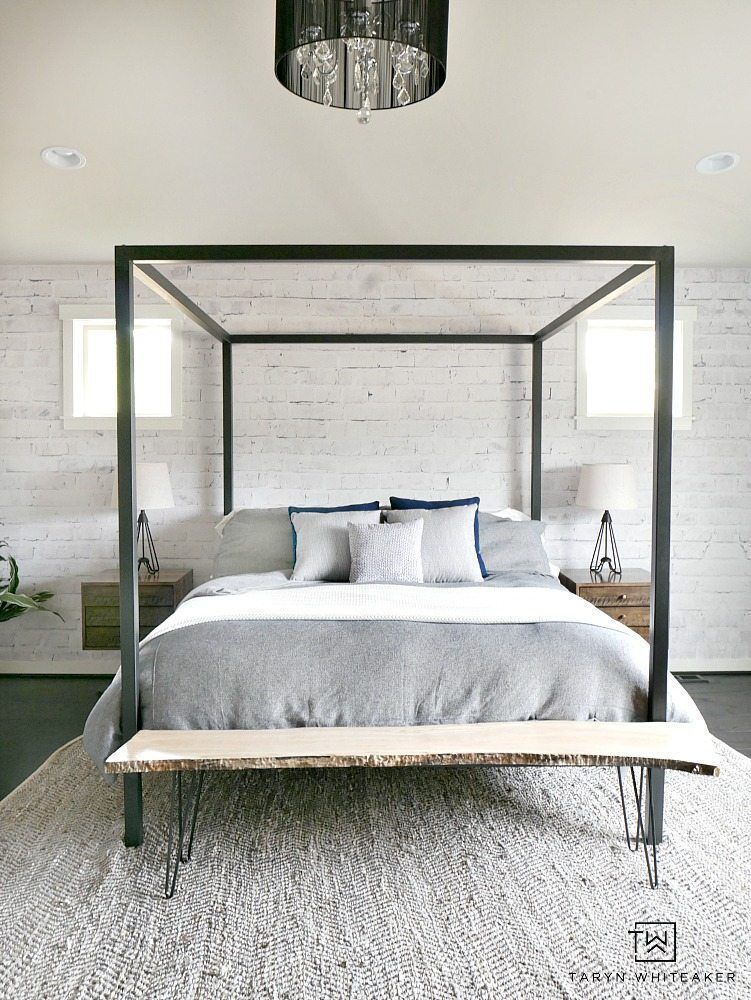 Best White Washed Brick Wall Mural Brick Wall Bedroom White 400 x 300