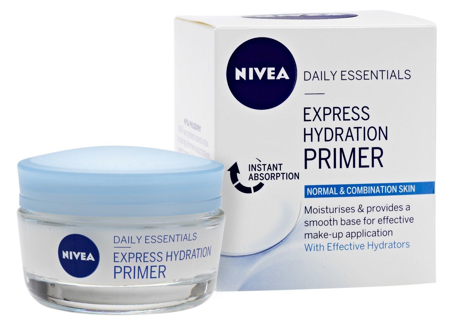 Nivea Express Hydration Primer Nivea, Skin moisturizer