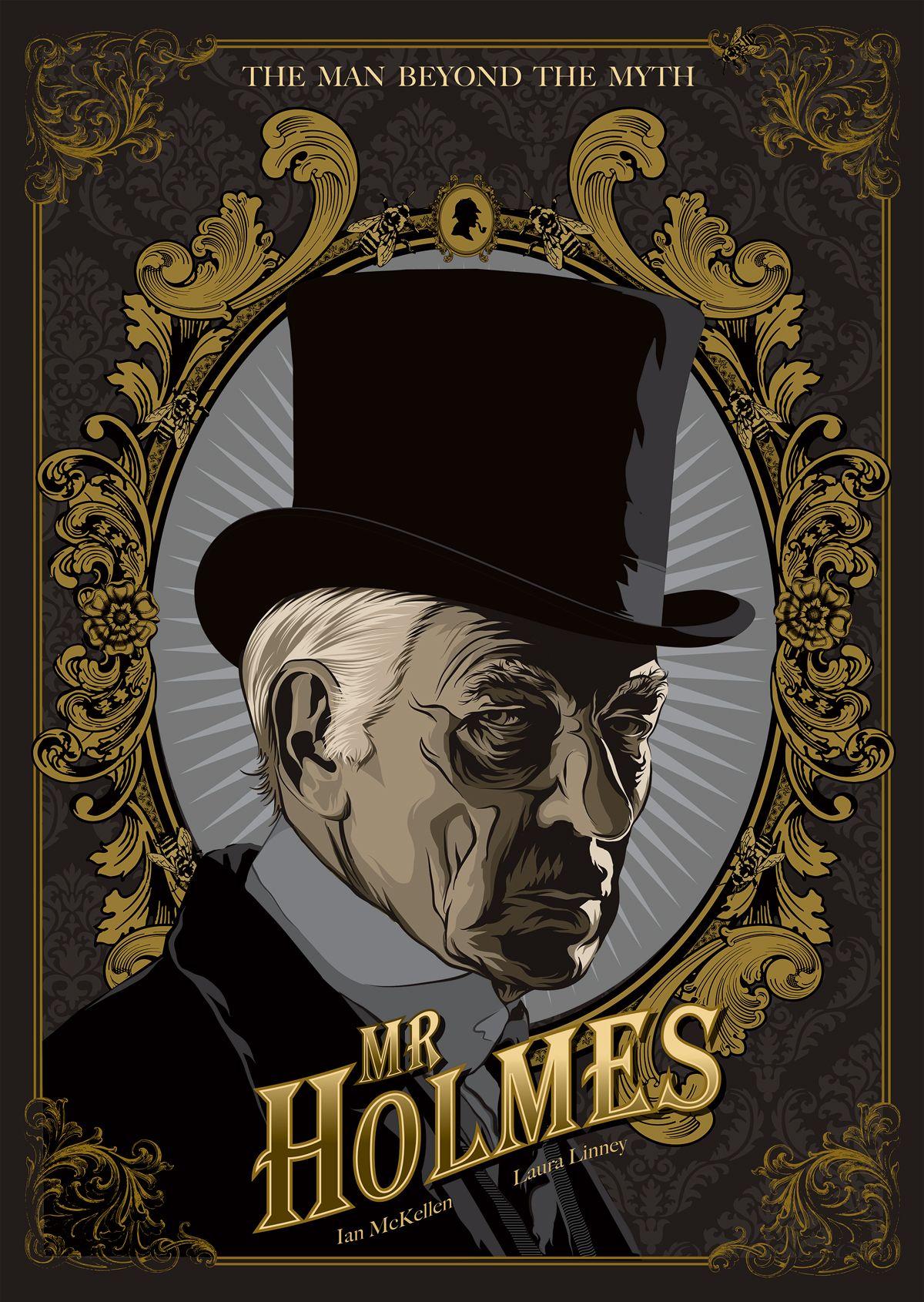 Sherlock A3 Poster 2