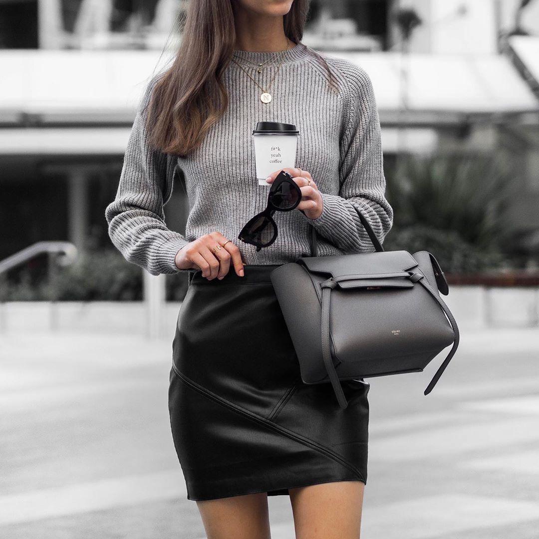 Minimal Street Style Fashion
