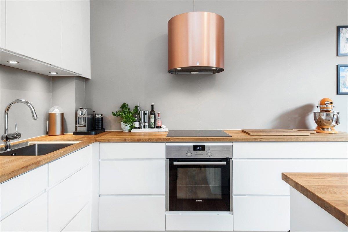 FINN – FROGNER - Lys og velholdt 3-roms m/balkong - nyere kjøkken og bad - peis - sentral beliggenhet