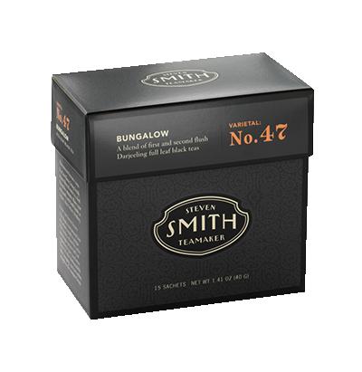 Bungalow Tea packaging, Tea brands, Bergamot tea