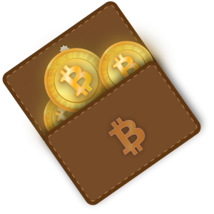 Cryptocurrency wallet using vpn