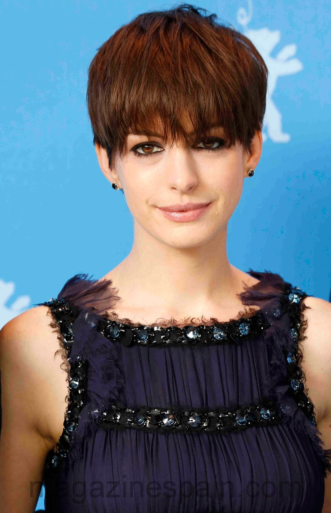 Anne Hathaway Hair Styles Colors Pinterest Anne Hathaway